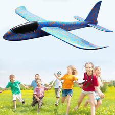 48cm EPP Foam Hand Throw Airplane Outdoor Launch Glider Plane Kids Toys Gif H0T8