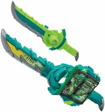 BANDAI Kamen Rider Saber DX Japanese Fusouken Hayate And Sarutobi Ninja Toys NEW