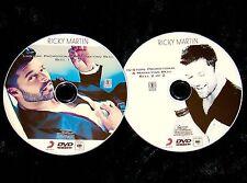 RICKY MARTIN Promo Music Video Reel 2 DVD Set 49 Vids Menudo FREE SHIP Menudo