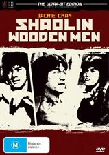 Shaolin Wooden Men (DVD, 2007) - Region 4