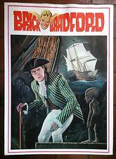 BRICK BRADFORD tavole domenicali a colori collana gertie daily 123 comic art