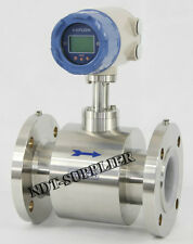 DN50mm Stainless Electromagnetic Flow Meter Flowmeter Magnetic Flowmeter