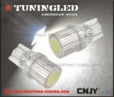 2 AMPOULE LED W5W T10 SMD HP LED ULTRA + RESISTANCE