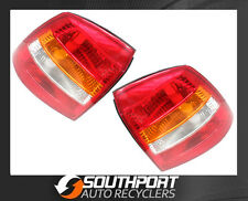 HOLDEN ASTRA TAIL LIGHTS LAMPS SUIT HATCH BACK TS 1998-2004 MODELS *NEW PAIR*