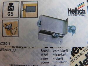 Hettich- SAH 16 - Schrankaufhänger 1 Paar bis 65 kg Küchenschrank