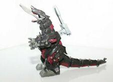 2003 Tomy Hasbro Zoids Death Saurer Godzilla Rare Complete w/ weapons & manual
