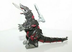 2003 Tomy Hasbro Zoids Death Saurer Godzilla RARE Complete w/ weapons & manual