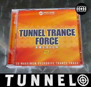 TUNNEL TRANCE FORCE AMERICA VOL. 2 • TUNNEL CD ALBUM