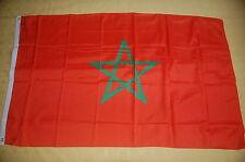 Marokko Marocco  Afrika  Flagge Fahne Hißflagge Hissfahne 150 x 90 cm