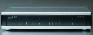 LANCOM 1681V Business VPN-Router + VDSL2 Modem EU Over ISDN
