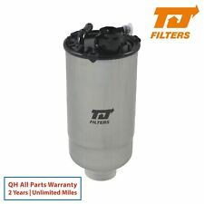 Fits VW Polo 6R 1.6 TDI Genuine Hella Hengst In Line Fuel Filter