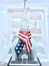 One Nation Under God 9/11 - 10th Anniversary Tribute Figurine St. Pauls Chapel