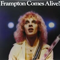 Peter Frampton FRAMPTON COMES ALIVE! Live Album 180g GATEFOLD New Vinyl 2 LP