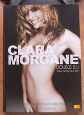 PHOTOGRAPHIE - EROTISME / CLARA MORGANE DOUBLE JEU - NICOLAS REY