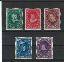 Niederlande NVPH 666/670 Michel 667/671 Postfrisch