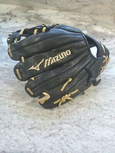 Mizuno 11.5 GPL1150T1 Power Close II MVP Youth Leather Baseball Glove