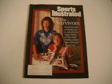 7/12/1993 - Patti Olin & Laurie Crews - Sports Illustrated