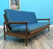 STUNNING VERY STYLISH  VINTAGE RETRO MID CENTURY 60S GUY ROGERS DAY BED SOFA BED