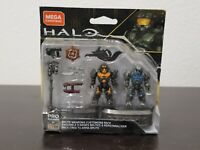 MEGA Construx Halo Micro Action Figure Set Brute Weapons Customizer Pack 8+
