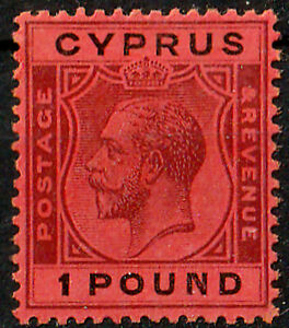 Zypern Nr. 101 ungebraucht