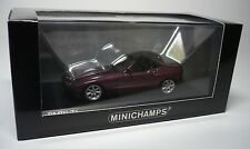 1 43 Minichamps BMW Z1 Roadster 1988 Purplemetallic
