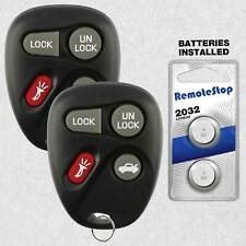 NEW Keyless Entry Key Fob Remote CASE ONLY REPAIR KIT For a 1998 Oldsmobile 88