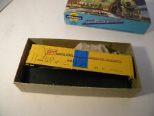 """Athearn 1625 50' Mech Reefer Libby Famous Food RTR KD""""S OB"""