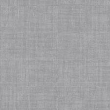 G67460 - Natural FX Silver Criss cross grid effect Galerie Wallpaper