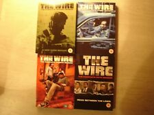 THE WIRE THE COMPLETE SERIES 2 3 4 5  - DVD BOXSET