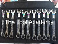 Wera Colour Coded Joker Spanner Wrench Set 8-19mm Ring Ratchet Set Metric 11Pce