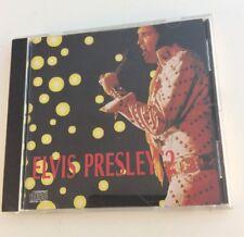 Elvis Presley – Elvis Presley 2 CD (CTA, TF-40) JAPAN RARE OOP