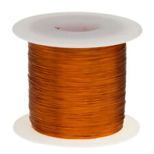 26 Awg Gauge Enameled Copper Magnet Wire 10 Lbs 1258 Length 00182 240c Nat