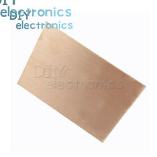 1510pcs 1015cm Fr4 Doublesingle Pcb Copper Clad Laminate Board Us