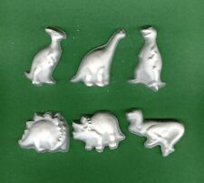 Dino plaster of Paris painting project. Set of 12!