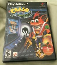 Crash Bandicoot: The Wrath of Cortex (Sony PlayStation 2, 2002) Complete