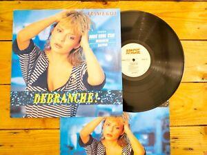 FRANCE GALL DEBRANCHE LP 33T VINYLE EX COVER EX ORIGINAL 1984