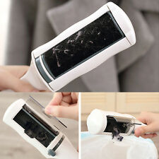 Static Electrostatic Dust Pets Cat Hair Cloth Lint Cleaner Remover Brush Sweeper