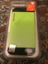 Genuine Spigen Slim Armor iPhone 5 . Brand New sealed in its box . Lime Green