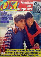 OK 1979_KAREN CHERYL_VERONIQUE SANSON et Christopher_JEANE MANSON_LAURENT VOULZY