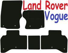 Land Rover Range Rover Vogue a medida Alfombrillas De Coche De Calidad De Lujo 2012-2017