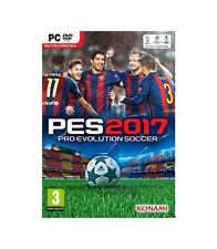 Pes 2017 PC Pro Evolution Soccer DVD ROM Konami