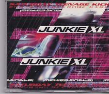 Junkie XL-Saturday  Teenage Kick cd maxi single