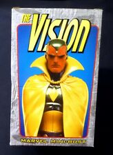 The Vision Bust Statue New 2000 Sealed Avengers Bowen Designs Marvel Amricons
