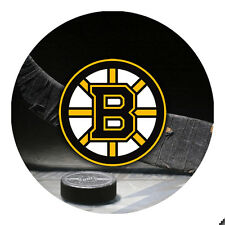 Boston Bruins Hockey Round Mousepad Mouse Pad Great Gift Idea RMP2062