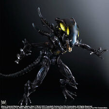 Play Arts KAI Aliens Colonial Marines NO.2 Spitter Action Figure Statue Model