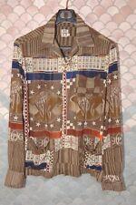 Jean Paul Gaultier Vintage JPG Long Sleeve Shirt-Jacket, New, Mint, Size XL
