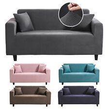 Elastic Jacquard Stretch Sofa Slipcovers Loveseat Sofa Cover for 1/2/3/4 Seater