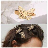 Butterfly Fashion Women Girl Hair Clip Hairband Comb Bobby Pin Barrette Hairpin