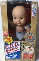 NEW 1996 Tyco C.O.D Cuddle On Delivery Baby Doll sku#1701-5