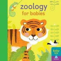 Zoology for Babies (Baby 101) by Litton, Jonathan, NEW Book, FREE & Fast Deliver